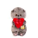 Басик BABY с красным сердечком