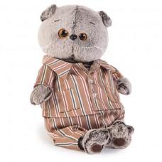 Басик в шелковой пижаме