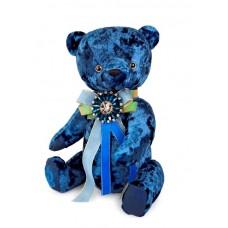 Медведь Берн сапфировый