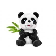 Панда сидящая - музыкальная игрушка.