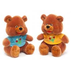 Медведь Сафрон - музыкальная игрушка.