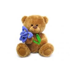 Медвежонок Сэмми с ирисом - музыкальная игрушка