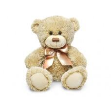 Медвежонок Стив коричневый - музыкальная игрушка.