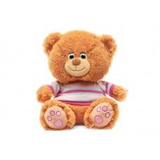 Медвежонок Сёма в кофточке - музыкальная игрушка.