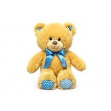 Медведь с декоративными пятками - музыкальная игрушка.