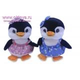 Пингвин девочка в платье