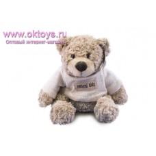 Медведь Семен в кремовом свитере