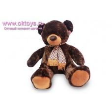 Медведь Топтыгин в шарфе