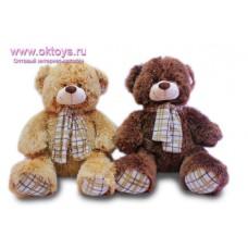 Медведь лапша в шарфе