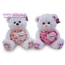 Медведь с сердечком *LOVE*