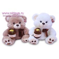 Медвежонок с бочонком