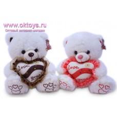 """Медведь с сердечком *I Love You"""""""