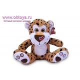 Леопард сидячий
