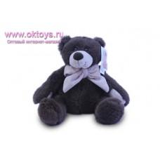 Бурый медведь Семен с бантом