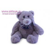 Медведь Семен с серым платком на шее