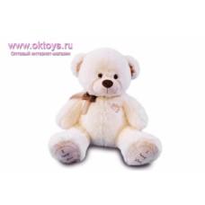 Медведь белый с бантом