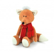 Лисёнок Рыжик в шарфике